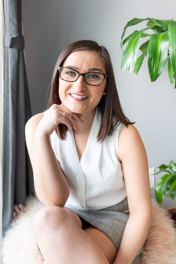 Hillary Pagnucco, Guelph personal concierge